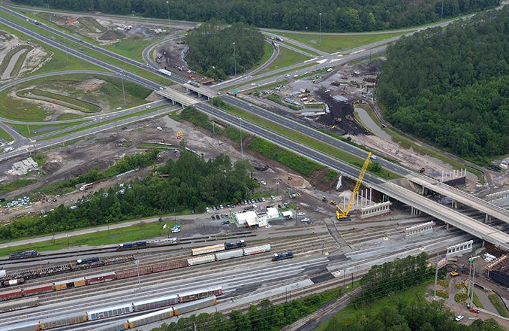 I-10/US301 Interchange