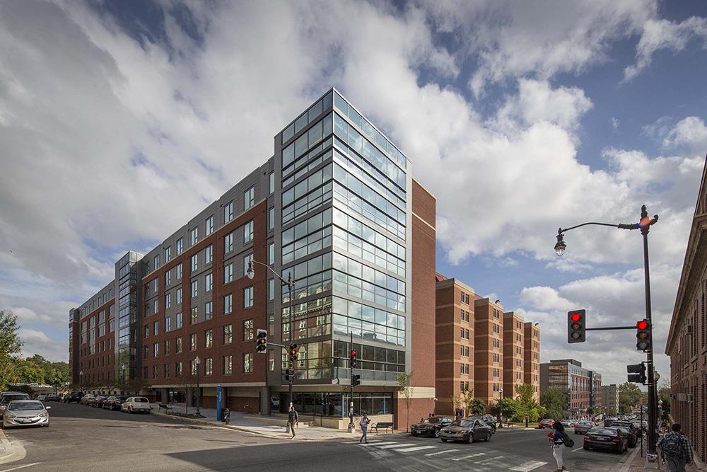 Howard University Dormitories