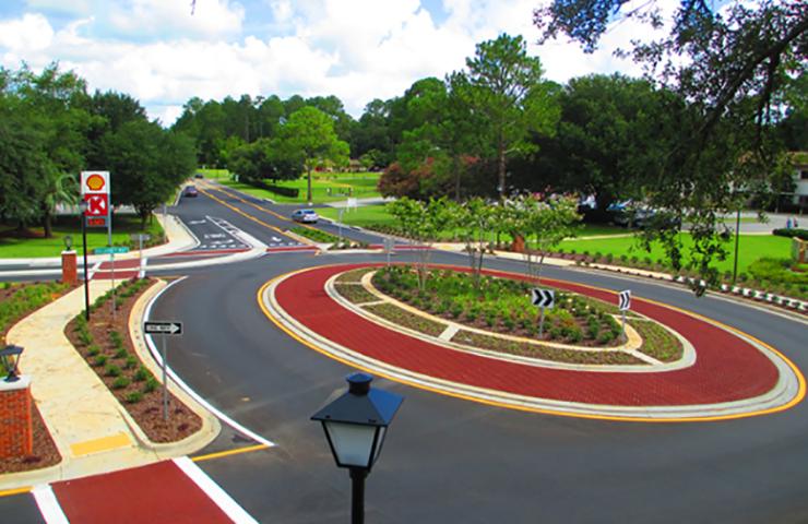 Shamrock Street Stormwater Improvements, Tallahassee, FL
